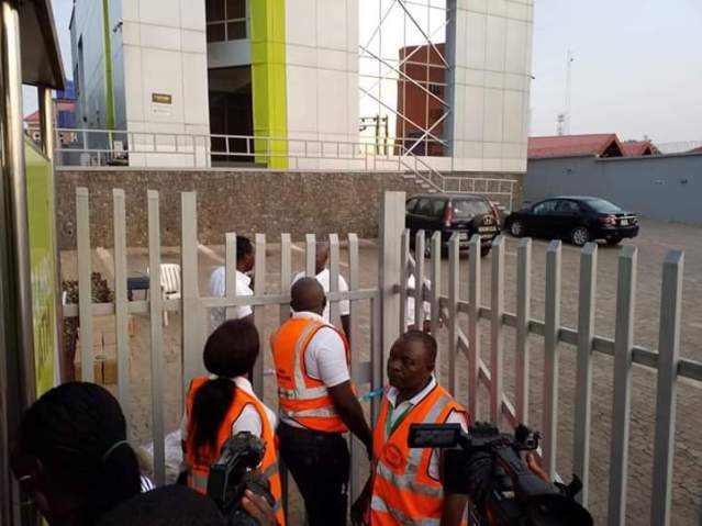 just in enugu state govt seals access bank ecobank hotels othersphotos 1 - Access Bank, Ecobank, Hotels, Others Sealed In Enugu