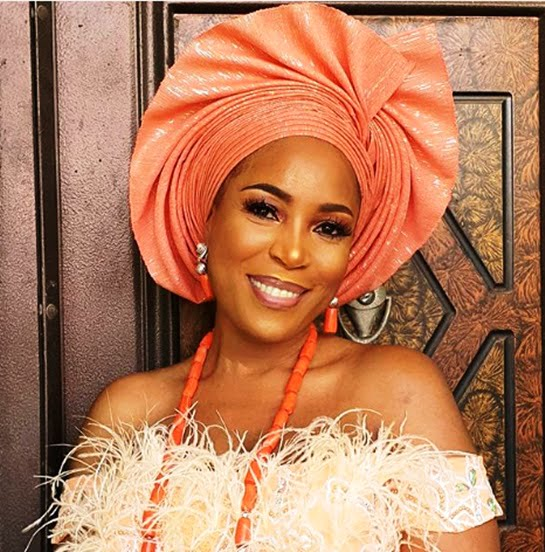 linda ikeji shares stunning photos from sister sandra s traditional wedding 5 - See Photos From Linda Ikeji's Sister's Traditional Wedding