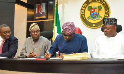 Lagos: Gov Sanwo-Olu Makes Fresh Appointment