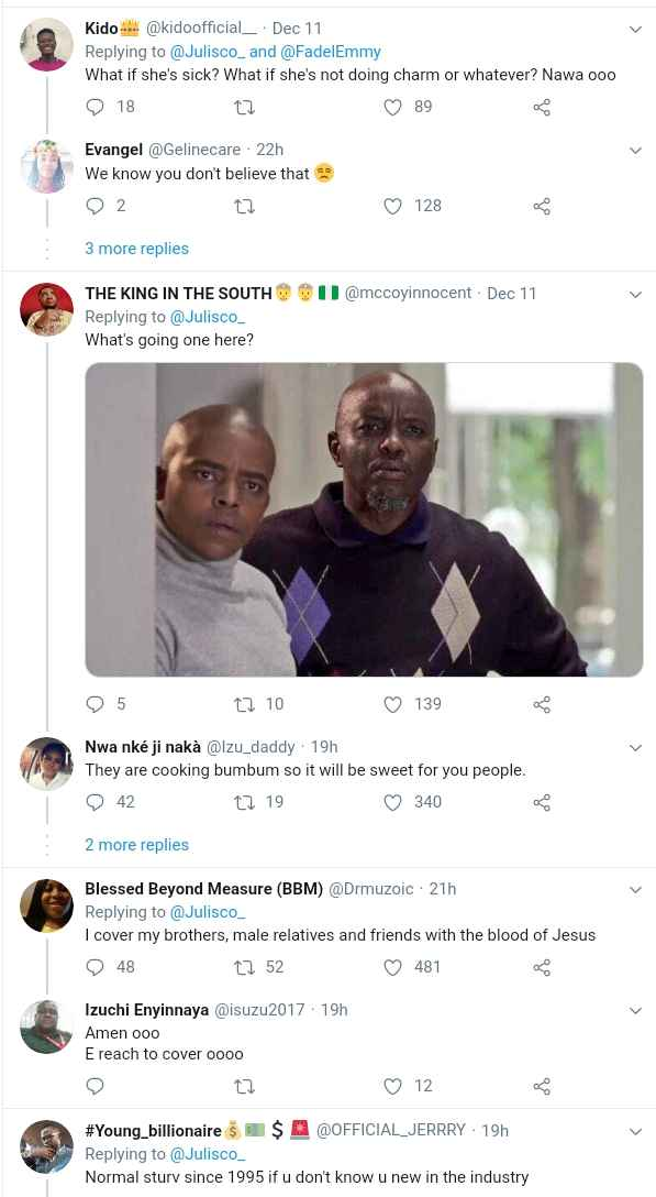 twitter response 1 - Nigerians Reacts As Viral Video Shows Woman 'Cooking' Her Vagina