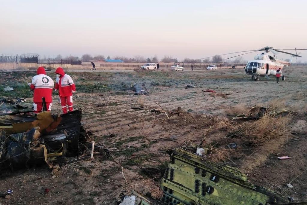 1edf3c42 84c0 40cd 9699 e59f2ca0d3ef - Soleimani: 176 Passengers Dead As Ukrainian Airline, Boeing 737 Crashes In Iran