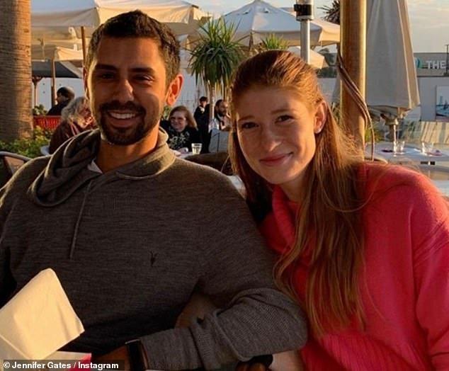 24069580 7946085 image m 96 1580366410828 - Bill Gates Daughter, Jennifer Gets Engaged To An African Man