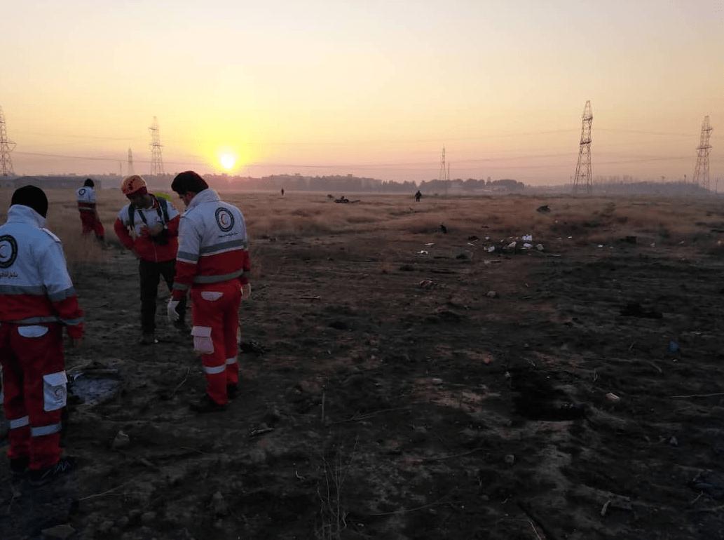 389d2512 e680 4a79 b0db 89dfd1c88b40 - Soleimani: 176 Passengers Dead As Ukrainian Airline, Boeing 737 Crashes In Iran