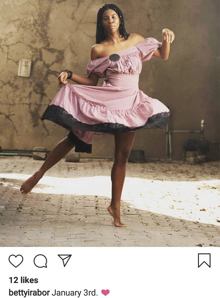 5e0f083748212 - See Beautiful Photos Of Betty Irabor's Daughter, Sonia Irabor As She Turns 30