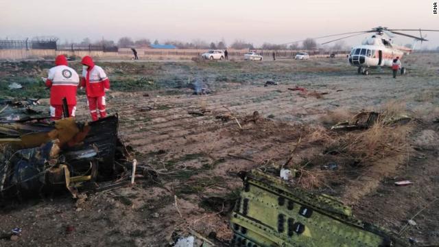 9f194696 8b6a 4de7 a844 cb39854de6c1 - Soleimani: 176 Passengers Dead As Ukrainian Airline, Boeing 737 Crashes In Iran