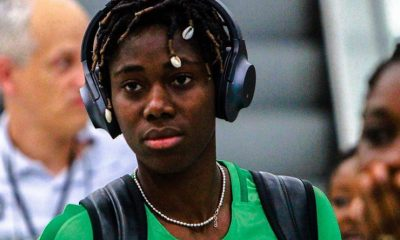 CAF Awards 2019: Asisat Oshoala Named African Women's Player Of The Year