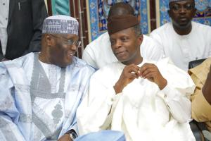 BAT and Atiku 2 - Just In: Again, Bola Tinubu Meets Atiku Abubakar (Photos)