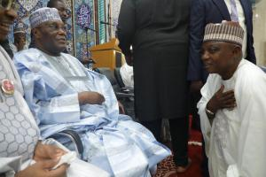 BAT and Atiku 4 - Just In: Again, Bola Tinubu Meets Atiku Abubakar (Photos)
