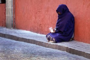 Beggar 300x200 - Begger Rejects N50, Demands N500 From Giver