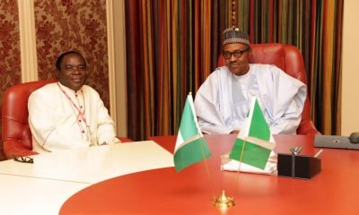 FG replies Bishop Kukah