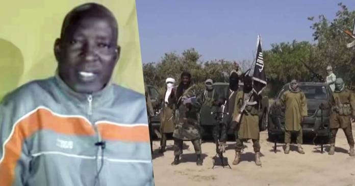 Boko Haram: Watch Horrific Beheading Video Of CAN Chairman