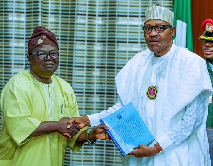 Details Of Buhari's Meeting With ASUU Emerge