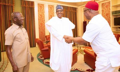 Buhari and Uzodinma
