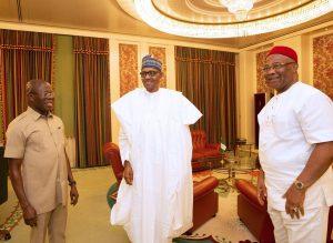 Buhari and Uzodinma