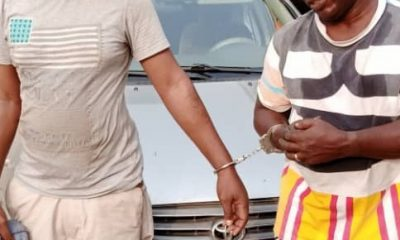 Car Robbers in Lagos