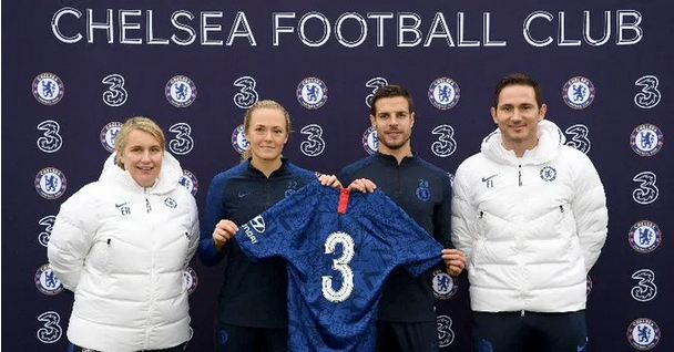 Transfer Market: Chelsea FC Sign 3