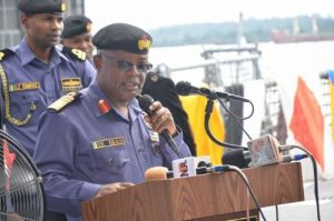 Chief of Naval Staff CNS Vice Adm. Ibok Ete Ibas 1024x678 1 300x199 - Naval Boss, Ibok Ibas Allegedly Locks Up Navy Captain Inside A Toilet For Day