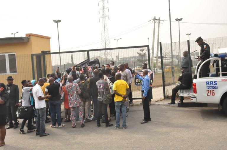 DSC 0058 - Amotekun: Malami Will Be Held Accountable If Anything Happens To Yoruba