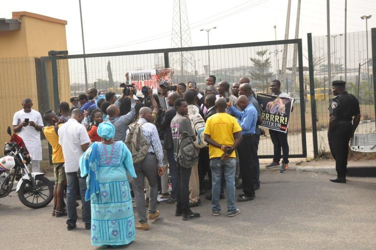 DSC 0060 - Amotekun: Malami Will Be Held Accountable If Anything Happens To Yoruba