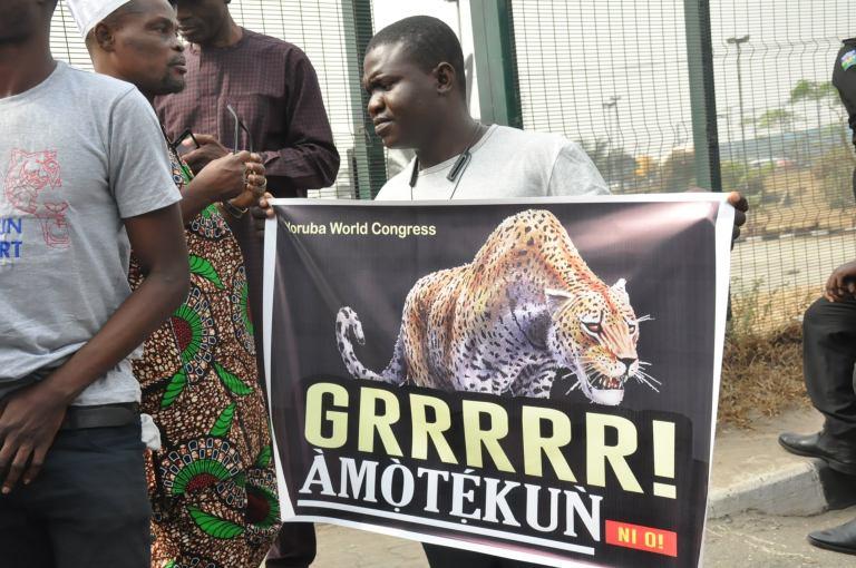 DSC 0074 - Amotekun: Malami Will Be Held Accountable If Anything Happens To Yoruba