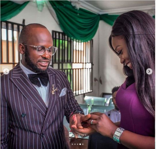 I Go Save 4 - Photos: Hilarious Comedian, I Go Save Ties The Knot