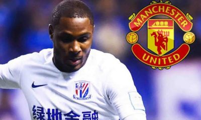 Breaking: Manchester United Sign First Nigerian Odion Ighalo