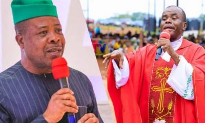 Emeka Ihedioha Should Have Visited Me To Avert 'Sack Prophecy' - Father Mbaka