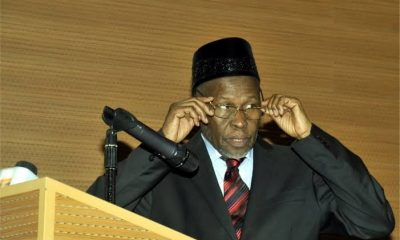 I Can't Persuade Governors On Financial Autonomy, CJN Tells Judiciary Workers