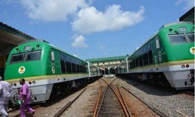Breaking: Kaduna-Abuja Train Attacked By Gunmen