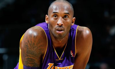NBA, Arsenal, Others React To NBA Legend, Kobe Bryant's Death