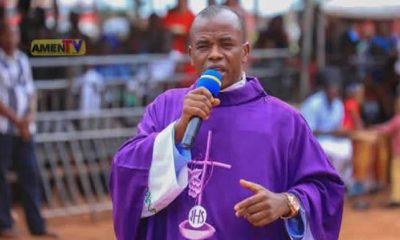 Father Mbaka Releases Prophecy On Coronavirus