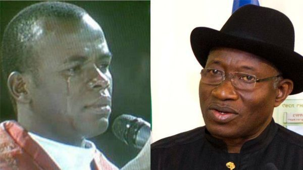 Father Mbaka Makes Shocking Revelation About Former President Goodluck Jonathan