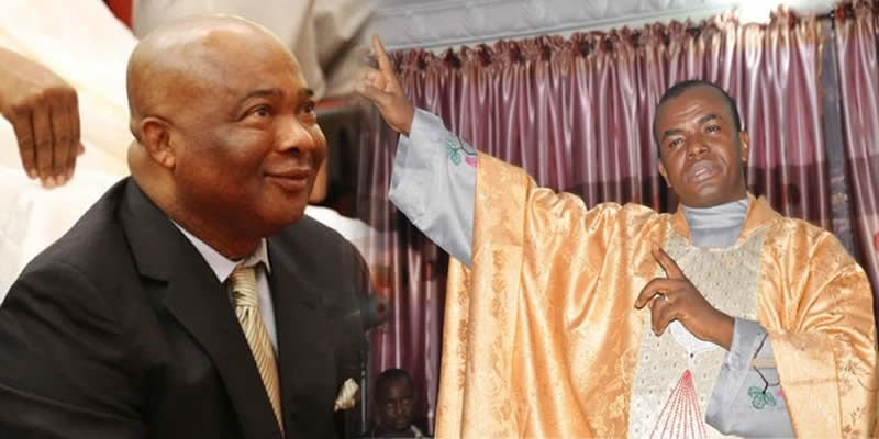 FACT CHECK: Mbaka Predicts Removal Of Hope Uzodinma As Imo Governor?