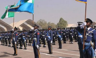 JUST IN: Nigerian Air Force Appoints New Spokesman