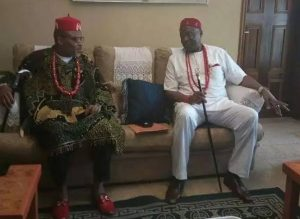 Biafra: Nnamdi Kanu Bows To Pressure As Ohanaeze, IPOB Reconcile