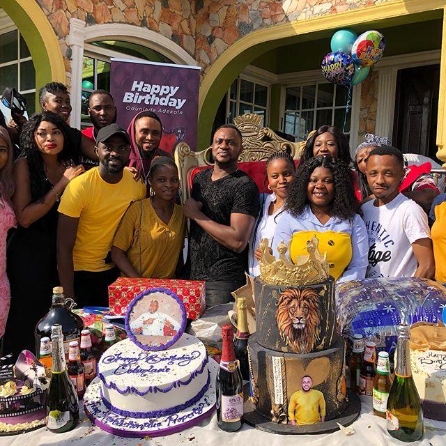 Odunlade Adekola's Birthday Photo 2