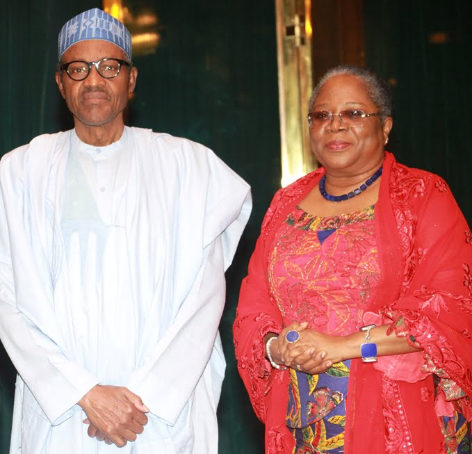 Biafra: 'Let Us Go' - Onyeka Onwenu Begs Buhari Govt (Video)