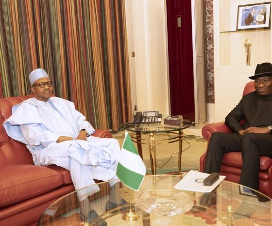JUST IN: Jonathan Gets Major Appointment, Thanks President Buhari