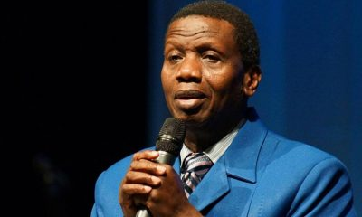 Pastor Adeboye Makes Prophetic Declaration, Reveals Those That Won't See Next Year