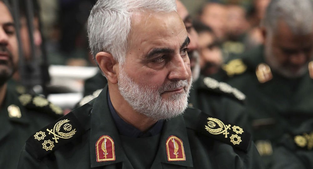 Breaking: US Forces Kill Top Iranian General, Qasem Soleimani In Iraq