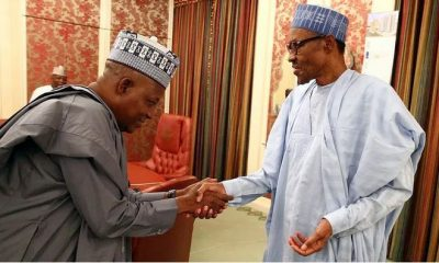 Former Nigerian Governor Expresses Interest In Buhari's Cabal