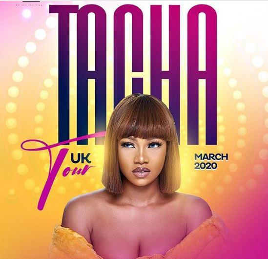 Tacha UK Tour