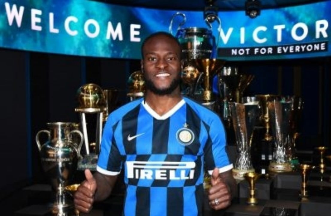Breaking: Nigeria's Victor Moses completes Inter Milan Move