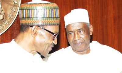 Breaking: Buhari's Ally, Isa Funtua Is Dead