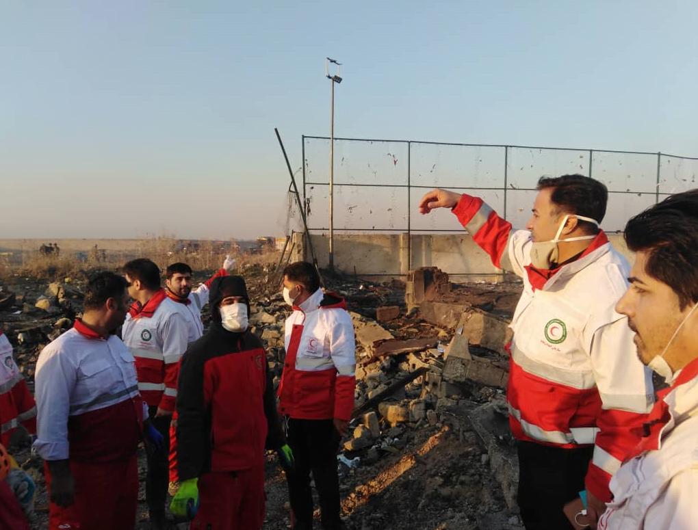 e8107144 f82d 4a1c 85a0 57fa0fcb8f7e - Soleimani: 176 Passengers Dead As Ukrainian Airline, Boeing 737 Crashes In Iran