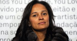 isabel 300x162 - Africa's Richest Woman, Isabel Accused Of Money Laundering And Fraud