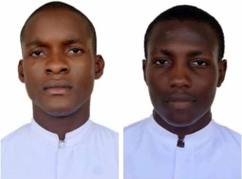 seminarian - Identities Of Catholic Seminarians Kidnapped Has Been Released (See Photos)