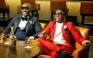 2Baba and Wizkid 300x188 - Wizkid Is A Legend – Says 2face Idibia