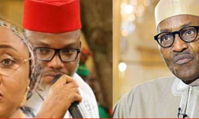 Biafra: Nnamdi Kanu Makes 'Strong' Allegation Over Gunshots In Aso Rock
