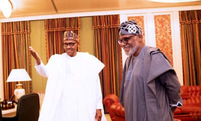 Ondo 2020: What Buhari Told APC Campaign Committee To Do